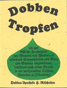 Dobben-Tropfen der Dobben-Apotheke